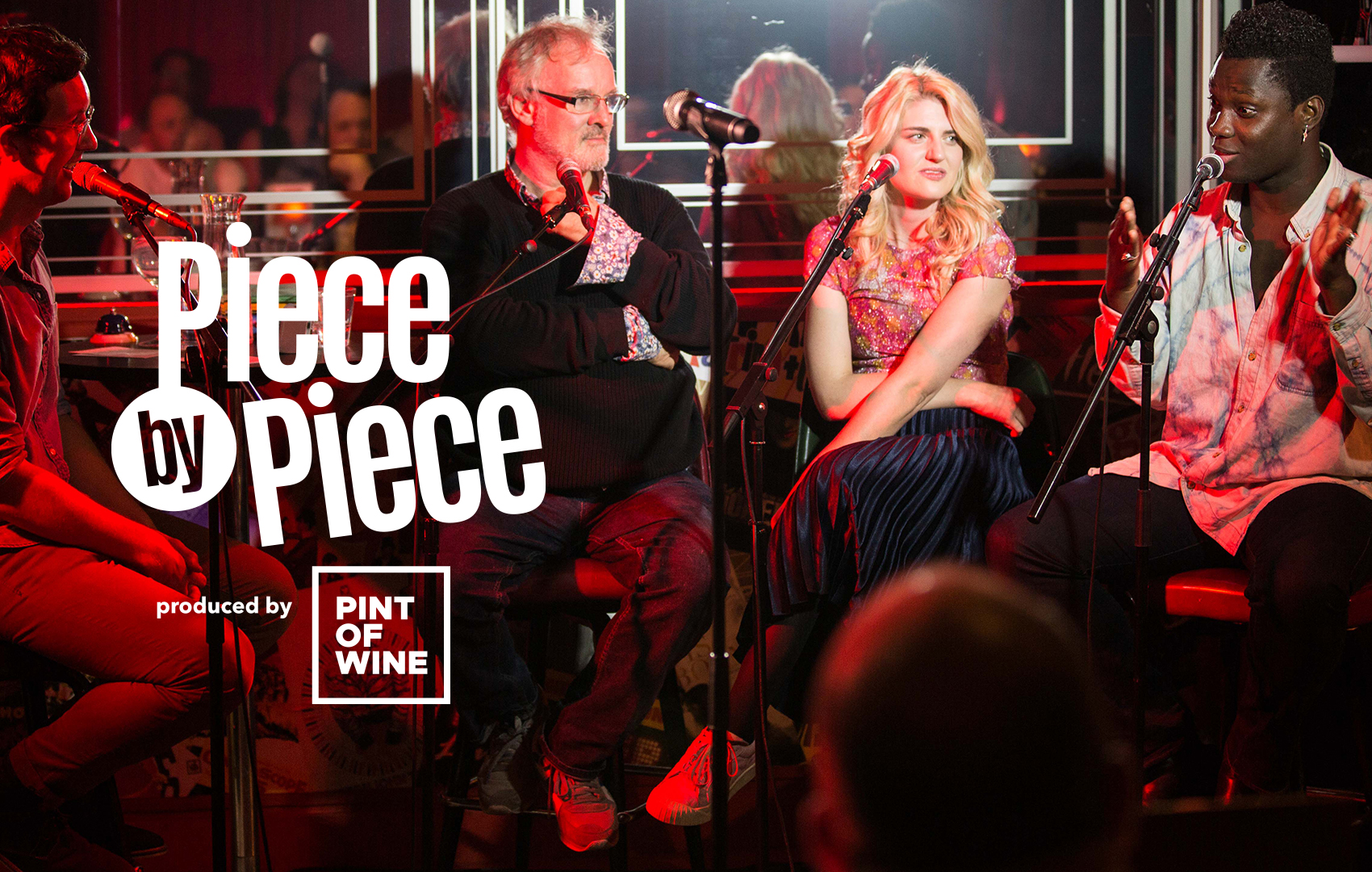 Piece by Piece podcast produced by Pint of Wine